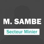 M. El Hadji Mansor SAMBE